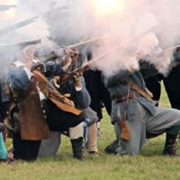 The Sealed Knot Society at Blenheim Palace