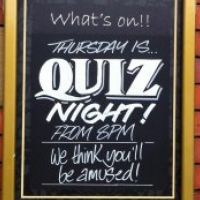 Gosforths Big Pub Quiz at The Queen Victoria