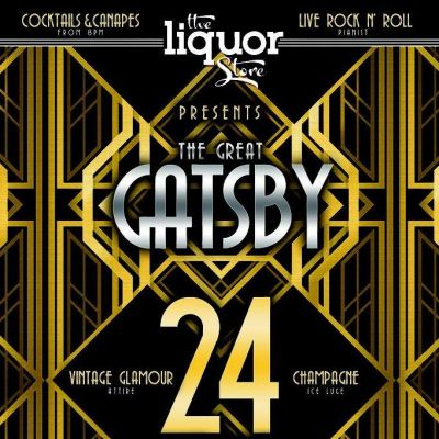 The Liquor Store Great Gatsby 24 Hour NYE Party Tickets | The Liquor Store Manchester  | Tue 31st December 2013 Lineup