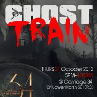 Ghost Train at Carriage 34