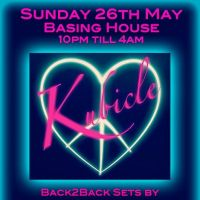 Kubicle at Basing House w/ Clive Henry & friends at Basing House