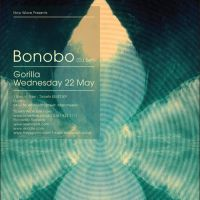 BONOBO (DJ SET) at Gorilla
