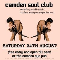 Camden Soul Club at The Camden Eye