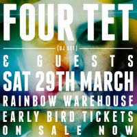 FACE presents FOUR TET and Friends