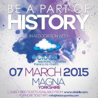 History at Magna