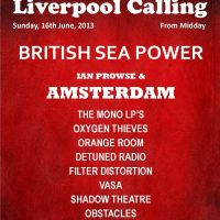 Liverpool Calling (featuring British Sea Power) at St Lukes (Bombed Out) Church