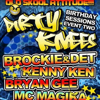 DIRTY KNEES THE BIRTHDAY SESSIONS EVENT 2 Tickets | Aura Cardiff  | Fri 29th March 2013 Lineup
