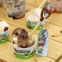 Ben & Jerrys Core Tour is back! at Spinningfields