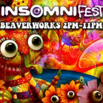 INSOMNI-FEST SUMMER OF LOVE  Tickets | Beaver Works Leeds  | Sun 24th August 2014 Lineup