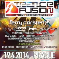 Trancefusion Power of Elements at Industrial Palace