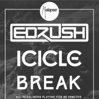 Relapse022 : Ed Rush, Icicle, Break! Less than 350 tickets left!