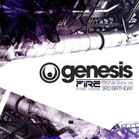 Genesis 3rd Birthday at Fire