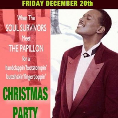 The Christmas Party when The Soul Survivors meet Papillon! at The View