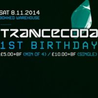 TRANCECODA 1ST BIRTHDAY || WAREHOUSE EVENT || PURE TRANCE