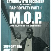 Tuesday Club Presents M.O.P