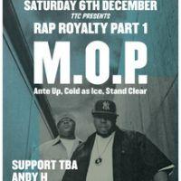 Tuesday Club Presents M.O.P