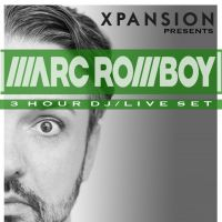 Xpansion Presents: Marc Romboy at Sound Control