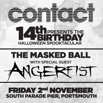 Contact presents The 14th Birthday  Tickets | Pyramids Centre Portsmouth  | Fri 2nd November 2012 Lineup