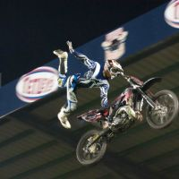 Extreme Stunt Show Live at BENTS PARK
