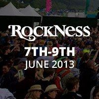 RockNess 2013 at Rockness Festival Site