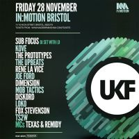 In:Motion Presents UKF