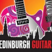 Edinburgh Guitar & Music Festival - Sat, Sun, Mon Exhibition & Daytime concert Ticket at Edinburgh Corn Exchange