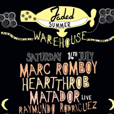 LWE presents Jaded Summer Warehouse Party Tickets | The Sidings London  | Sat 14th July 2012 Lineup