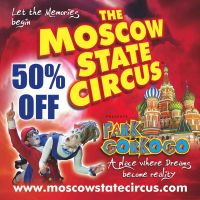Moscow State Circus at WEST PARK 