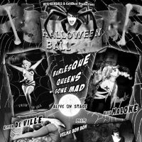 Theatre Of Terror Grand Halloween Burlesque Ball  at Morecambe Winter Gardens