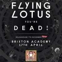 Flying Lotus - Brixton Academy