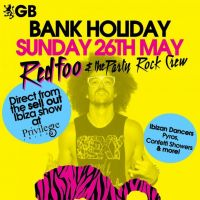 Gatecrasher Pres. Red Foo & The Party Rock Crew [LMFAO] at Gatecrasher Birmingham