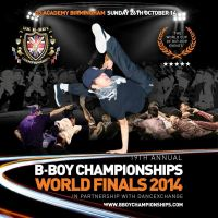 Sony B-Boy Championships World Finals 2014
