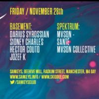 Tribal Sessions: Darius Syrossian, Sidney Charles, Hector Couto,
