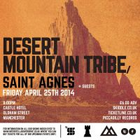 DESERT MOUNTAIN TRIBE | SAINT AGNES | KINDEST OF THIEVES | JOHN AINSWORTH