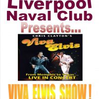 Viva Elvis Show at Liverpool Naval Club