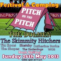Pitch on the Pitch at Weymouth Football Club