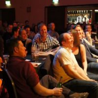 Bobs Comedy Club Rayleigh at The Rayleigh Club