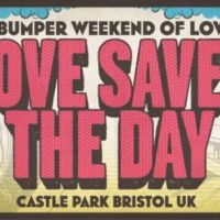 Love Saves The Day at Castle Park