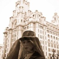 Shiverpool - The Auld City Shivers Tour at Queen Victoria Monument