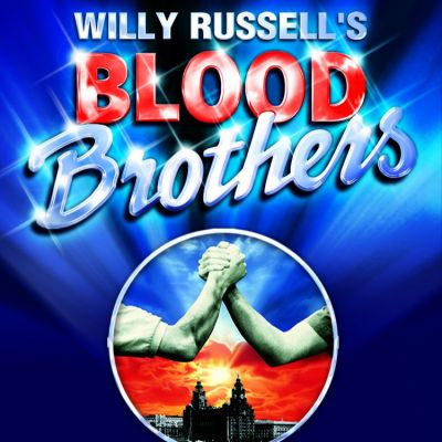 blood brothers review coursework