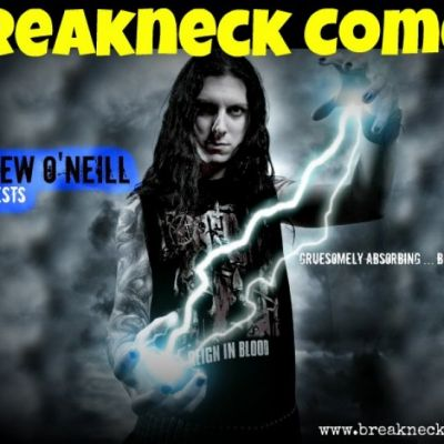Breakneck Comedy Presents Andrew O'Neill Plus Guests! Tickets | Snafu Aberdeen  | Tue 31st July 2012 Lineup