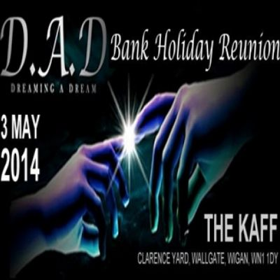 Tickets | The Kaff (Club Nirvana) Wigan | Sat 3rd May 2014 Lineup