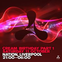 Cream Birthday Part 1
