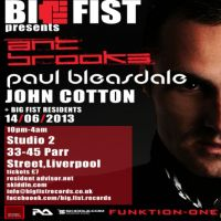 Big Fist Presents at Studio 2