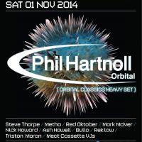 Lowdown with Phil Hartnoll (Orbital) classics heavy set