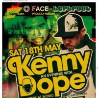 FACE and LEFTFOOT presents an Evening with Kenny Dope