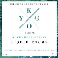Out Of Bounds Presents Kygo and AMTRAC