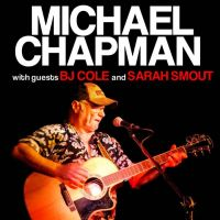 Michael Chapman Wrecked Again with special guests BJ Cole and Sarah Smout at Fairfield Halls