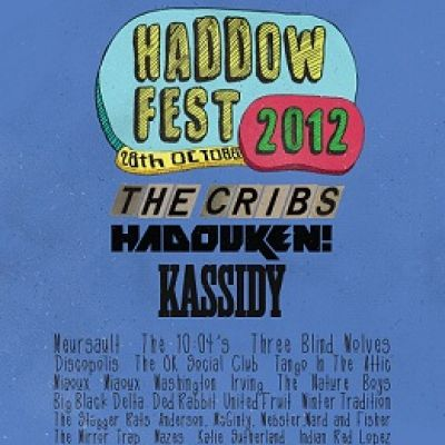 Haddow Fest Tickets | Edinburgh Picturehouse Edinburgh  | Sun 28th October 2012 Lineup