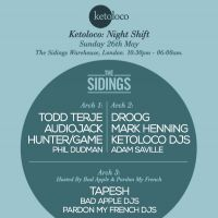 Ketoloco: Night Shift at The Sidings